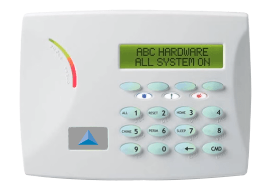 DMP Business Security Keypads