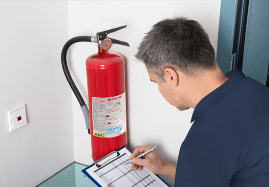 Fire Extinguisher Refills & Maintenance